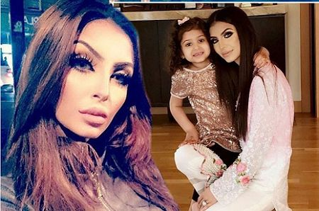 Pregnant Faryal Makhdoom Goes Back To Hustlin After Split From Husband http://ift.tt/2i725wG