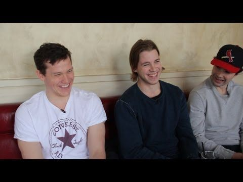 No more Swedish meatballs,  eh? I don't know why, but I find the way Jeff said that was funny!! Hahahah. Anyways, here's a great interview with Carolina's three young guns: Ryan Murphy,  Elias Lindholm and Jeff Skinner. This is an awesome interview!