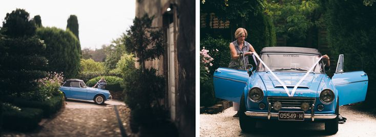 Laura's parents getting the Datsun ready for he big drive. Venue - the INCREDIBLE Villa Parma. www.shaunguestphotography.com.au