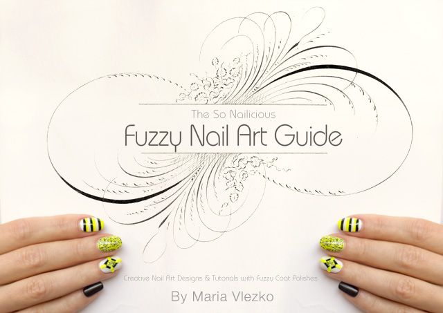 The Fuzzy Nail Art Guide: Nail Art Tutorials for Creative Nail Designs