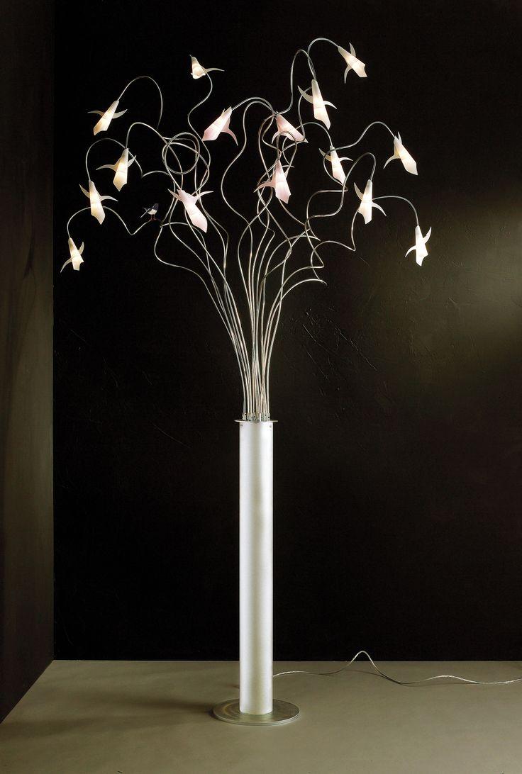 7 best lampade da terra by lucifero illuminazione srl for Lampade design