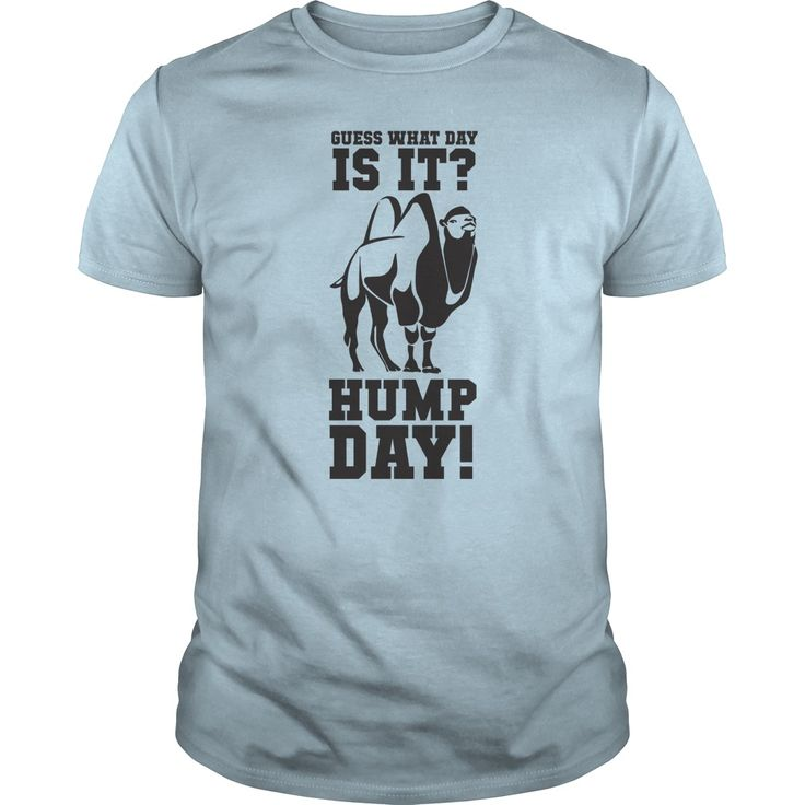 What Day Is It HUMP DAY Camel
