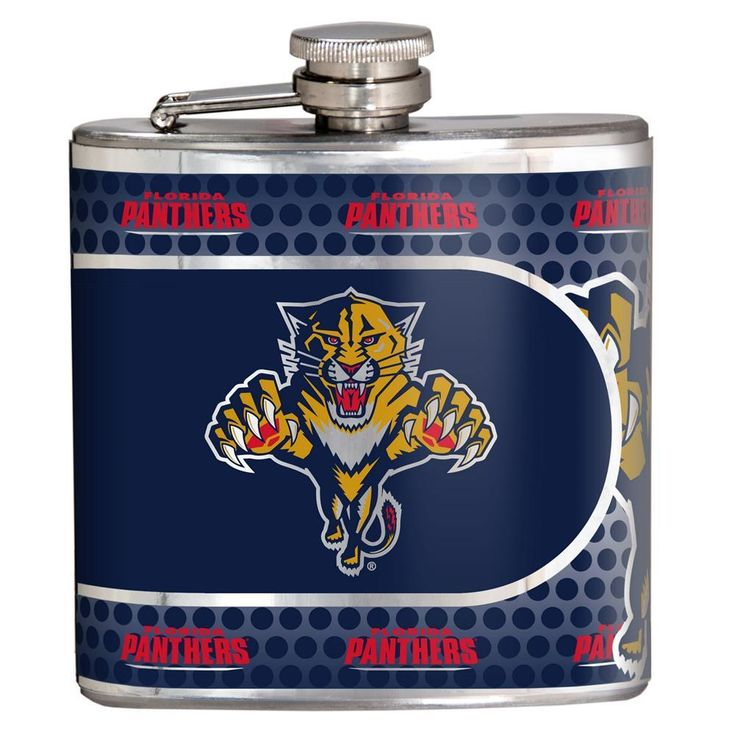 Florida Panthers Flask Stainless Steel Drink Bottle