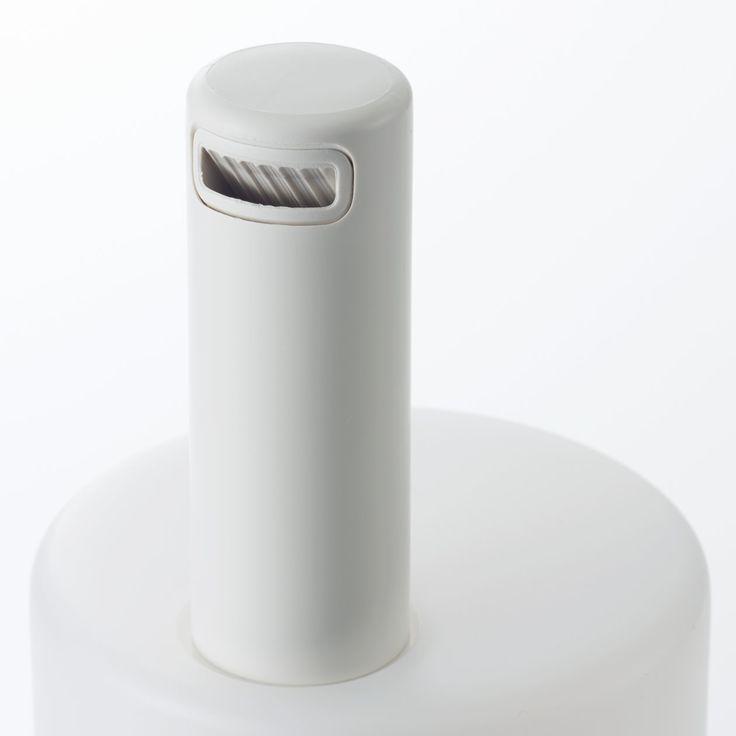 The Ultrasonic MUJI Humidifier by Kazushige Miyake - Design Milk