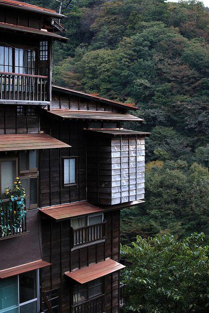 Japanese Garden House Home
