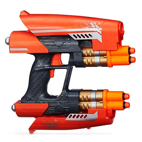 Marvel's Guardians of the Galaxy Star-Lord Quad Blaster