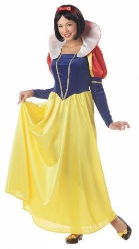 california costumes womens snow white costume modest halloween costume - Modest Womens Halloween Costumes