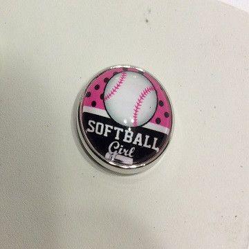 Girls Softball Snap