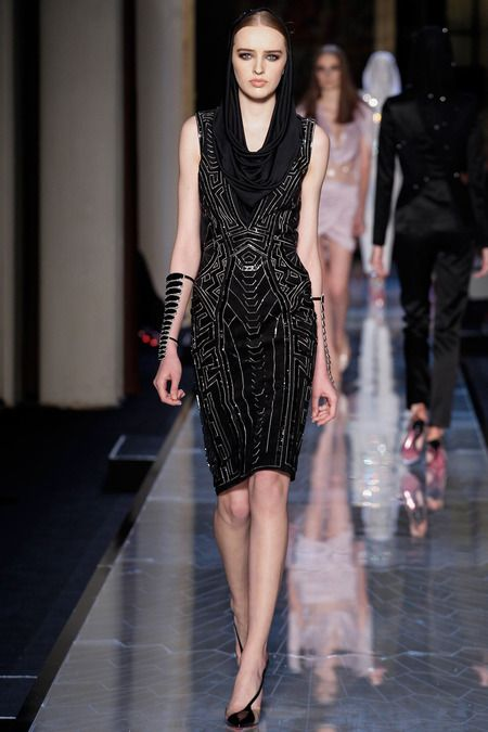 Atelier Versace | Spring 2014 Couture Collection | Style.com