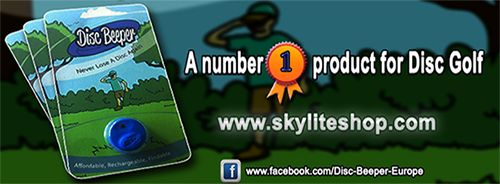 Disc Beeper a number one product for Disc Golf