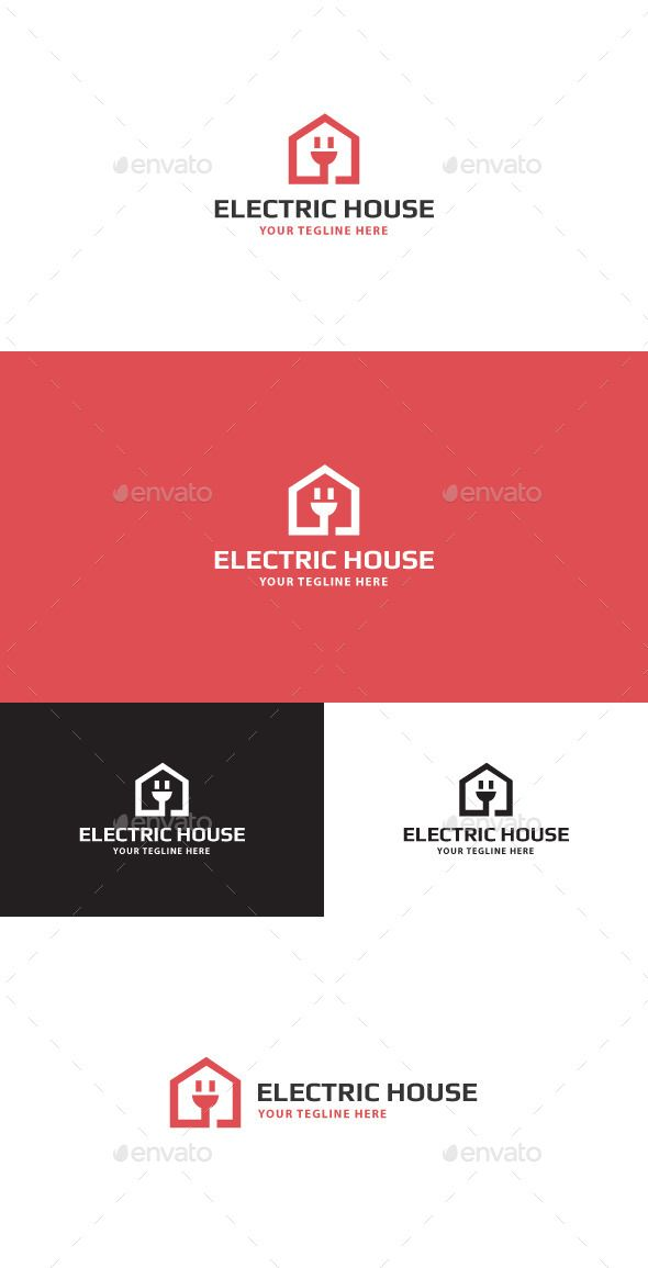Electric House Logo