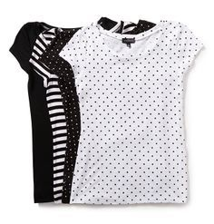 The Limited New Arrivals THELIMITED.com #TheLimited #PatternTee #Casual #Classic #Summer2014