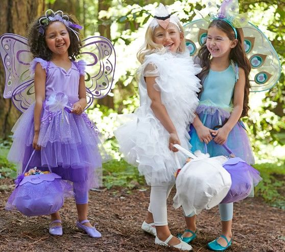 Toddler Butterfly Fairy Tutu Costume | Pottery Barn Kids
