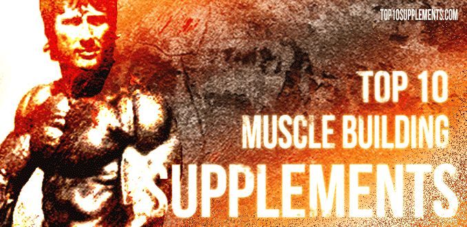 MUSCLE GAINS: Adding at least one of these best muscle building ...