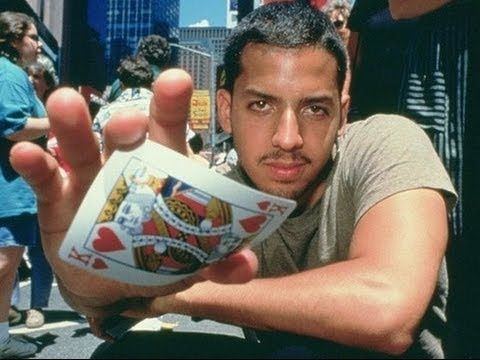 [1997] David Blaine - Mystifier (Street Magic and Magic Man) [facebook.com/ZKmagicshop] - YouTube