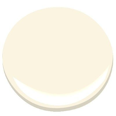 The bedroom color. Benjamin Moore, Vanilla Ice Cream. A really warm and soft ivory.