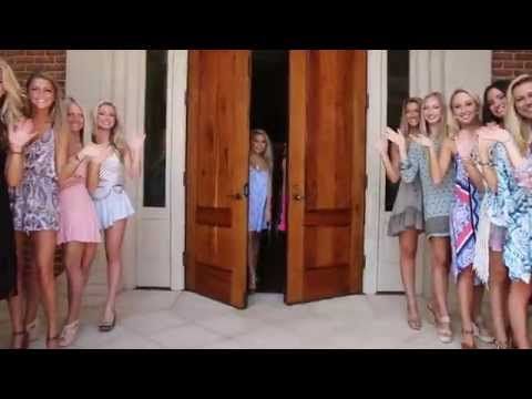 """The promotional video for the Alpha Phi sorority at the University of Alabama was removed after a lot of people criticize it for """"selling themselves (women) on looks alone, as a commodity.  http://www.morningnewsusa.com/university-of-alabama-sorority-video-worse-for-women-than-donald-trump-2332926.html"""