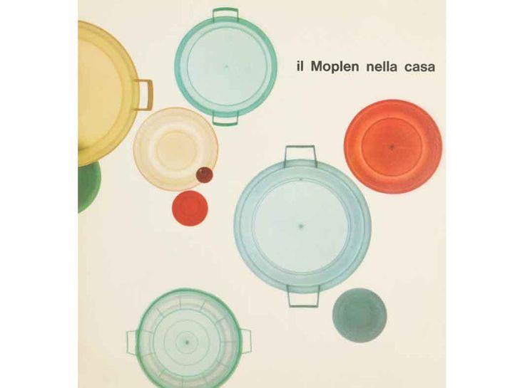 Ilio Negri and Giulio Confalonieri Annuncio pubblicitario (1961)