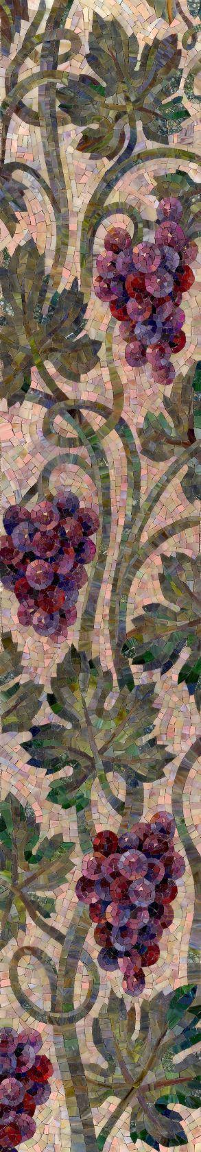 Панно мозаичное