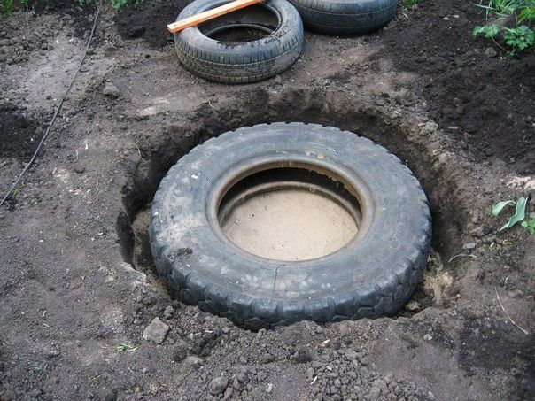 Recycled Tires Pond 02
