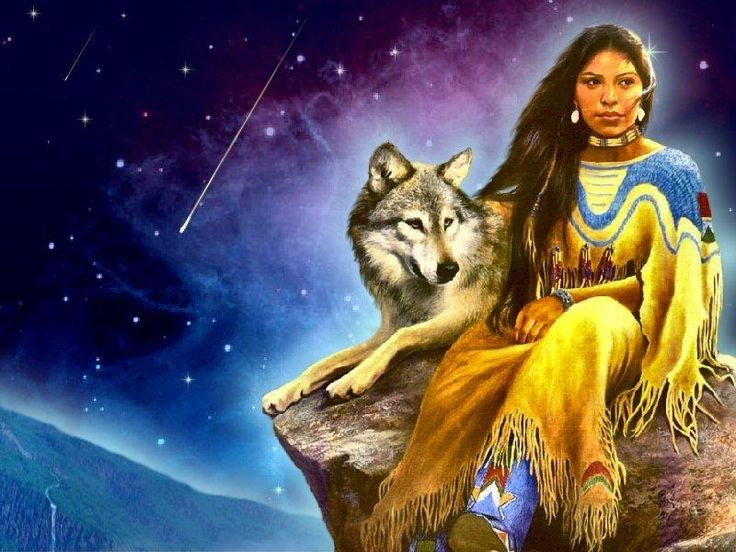 native american wallpaper fox-#11