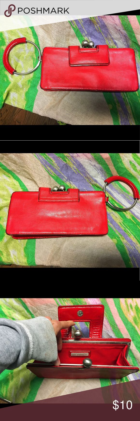Red clutch The limited red clutch Bags Clutches & Wristlets