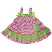 Princess top with Matching Bloomer - ZigZag