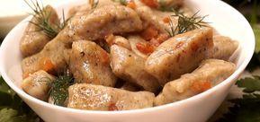«Ленивцы»: ленивые вареники из картофеля с грибами Ленивые вареники из картофеля с грибами – это самый #Рецепты #Салаты #Десерты #Мясо #Вкусно #Готовить #Кулинария