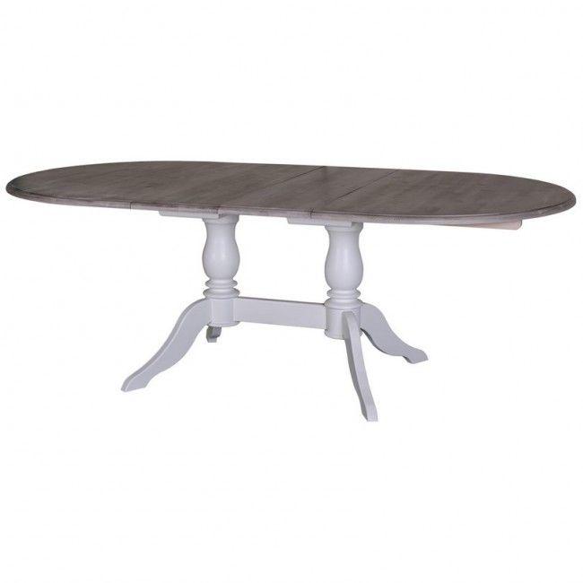 Diane овальный раскладной стол 160/230 см - Обеденные столы - Кухня и столовая My Little France