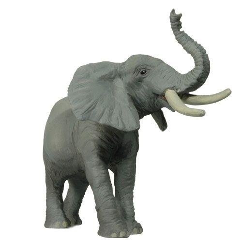 Figurine Eléphant barrissant Papo