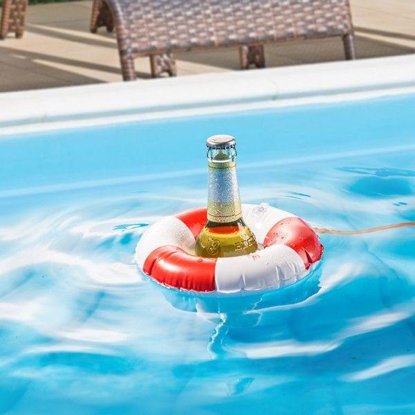 Cool Emergency Ring - Med/ inflatable drink holder