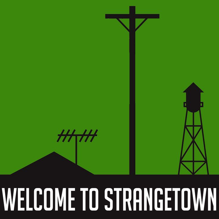 Welcome To Strangetown