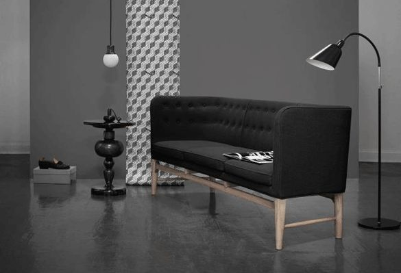 Arne Jacobsen Mayor Sofa | NordicDesign