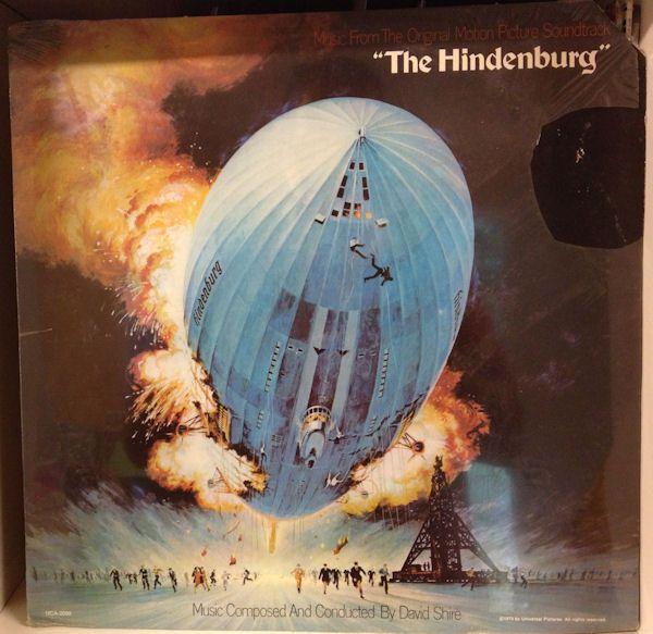 David Shire - The Hindenburg (Original Motion Picture Soundtrack): buy LP, Album at Discogs