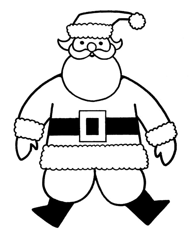 85 best images about christmas coloring pages 2 on pinterest on easy christmas coloring pages for toddlers
