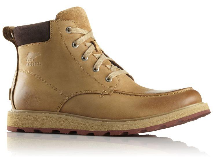 Sorel Men's Madson Moc Toe Boot
