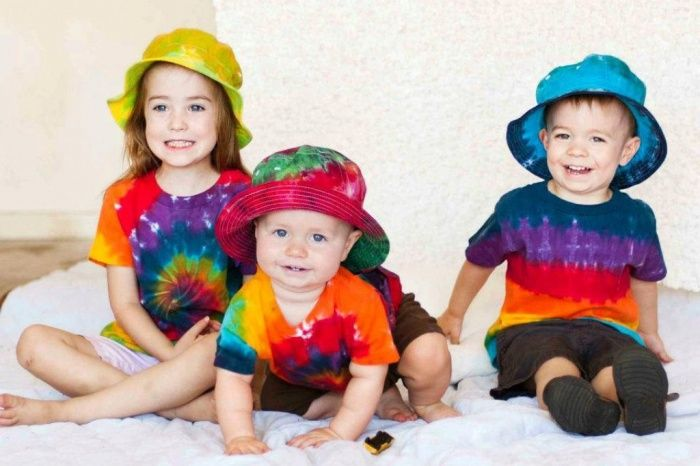 Gorgeous Rainbow Kids Clothing