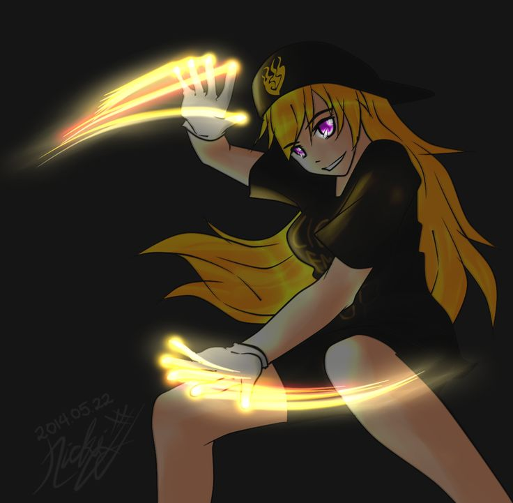 Yang Xiao Long Wallpaper: 240 Best Images About Yang Xiao Long On Pinterest