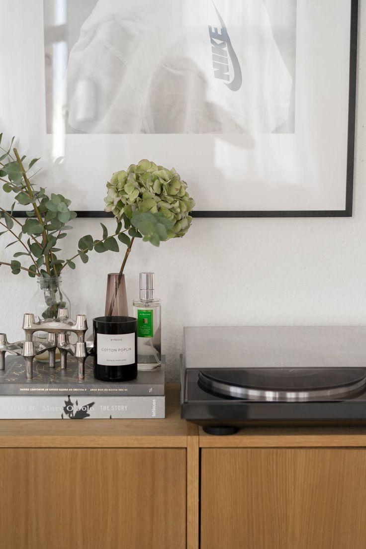 Interior & New in: Plattenspieler & favorite Vinyl-Platten - The Limits of Control