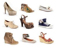 calzado: todo genero de zapato