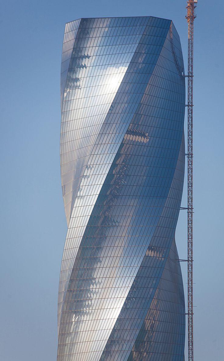 Skyscraper in Bachrain - ©Carambol