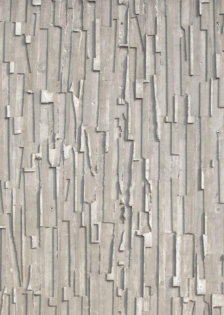 Concrete wall/ Ciudad de la Justicia / Miguel Santiago, Magüi González, José A. Sosa /