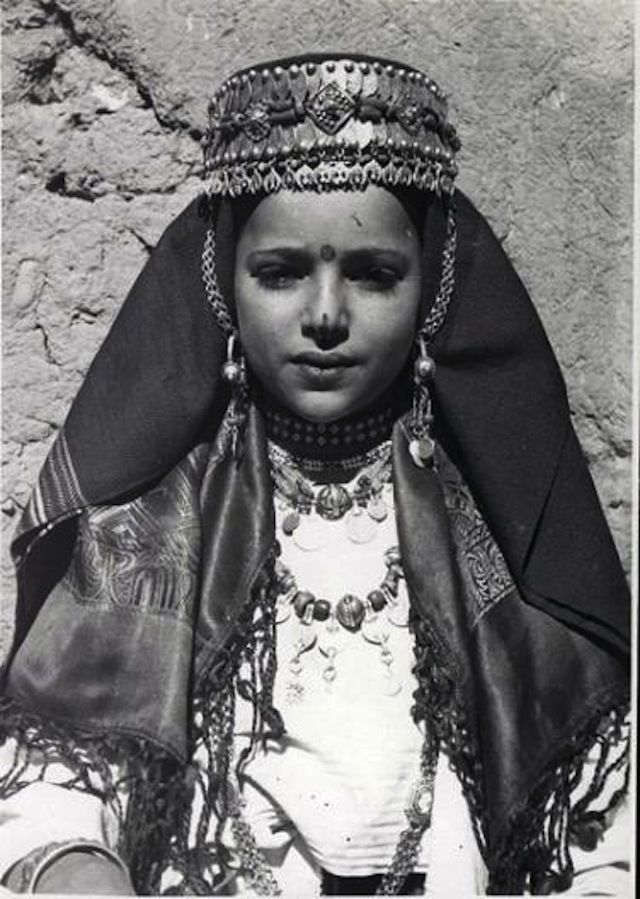 Moroccan Style, 30s and 40s