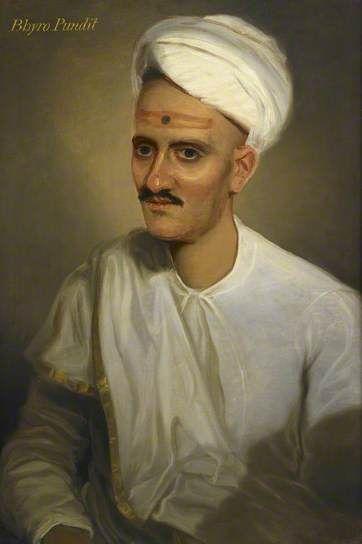 Bhairo Raghunath Mehendale, Diplomatic Agent to the Peshwa at Poona