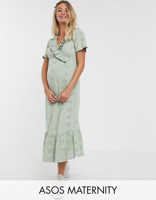 31++ Asos maternity dress information