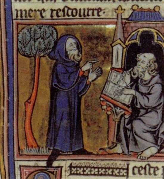 L'astéroïde Merlin  code [2598] sur les pas de  Merlin l'enchanteur en tournage