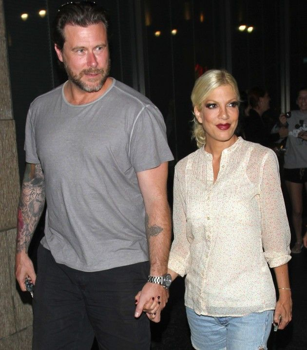 tori spelling and porn tape
