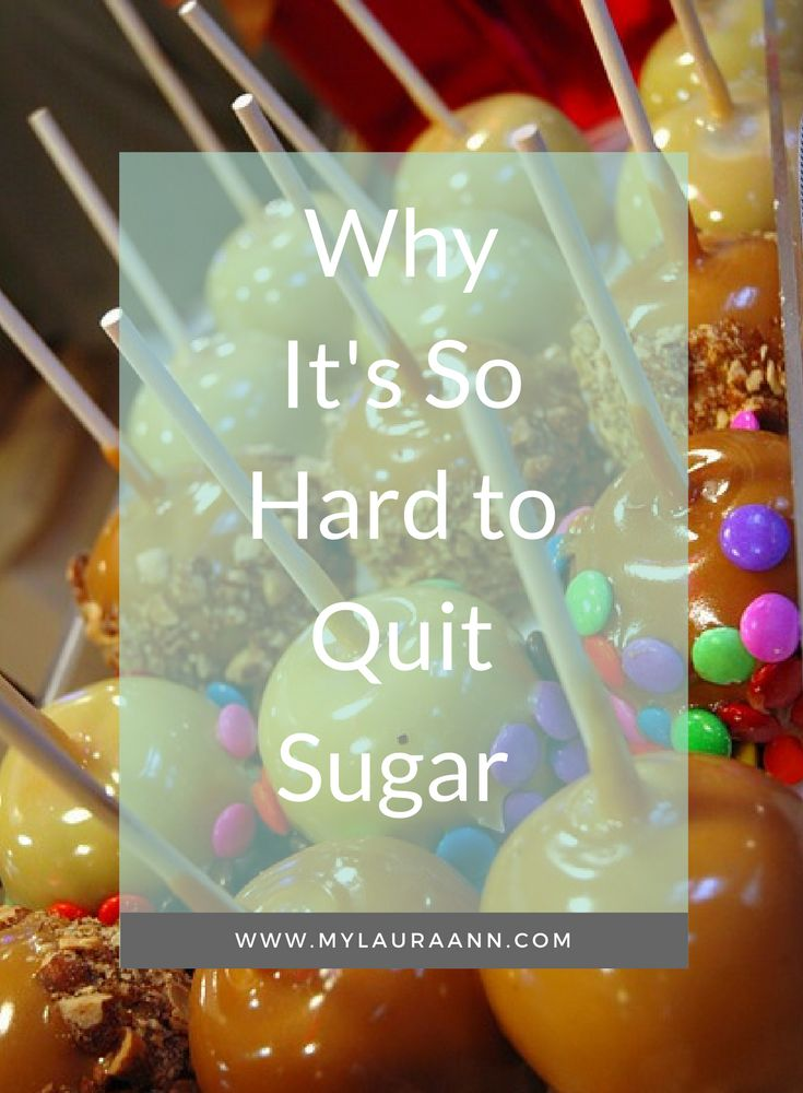 We all know how hard it can be to give up junk food, but do you know why? It's probably not what you think. Click to read why you may be having difficulty resisting temptations.