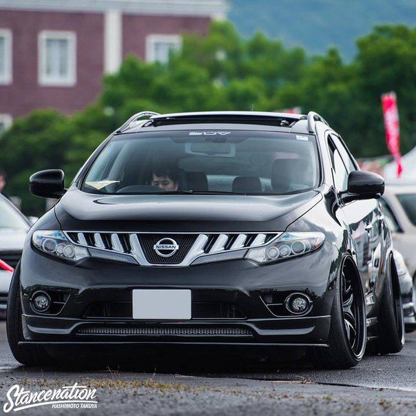 Nissan Rogue Accessories >> Custom Nissan Murano | Nissan murano, Nissan cars, Nissan