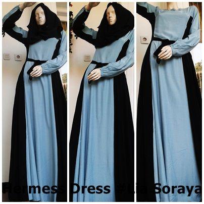 Hermess Dress #Lia Soraya